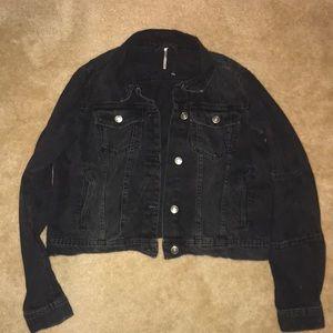 Free People - Dad Trucker Jacket